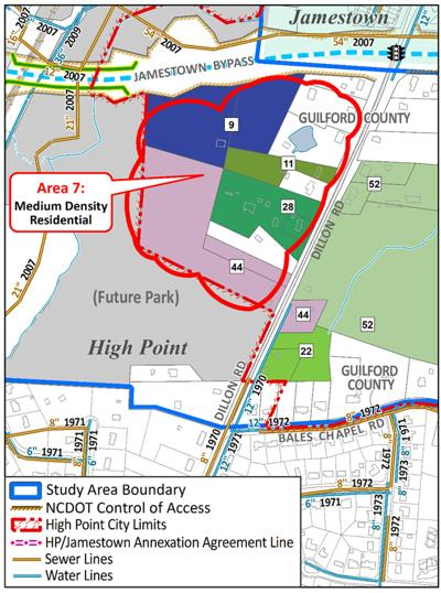 High Point Council approves bypass assessment