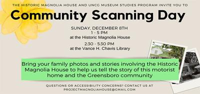 Community Scanning Day Ad copy