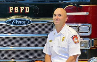 Carson is new fire chief