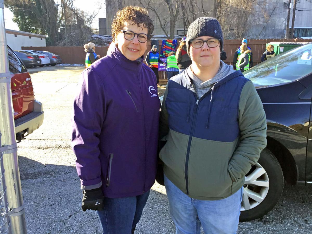FEATURE-Greensboro city council members Tammi Thurm _ Michelle Kennedy