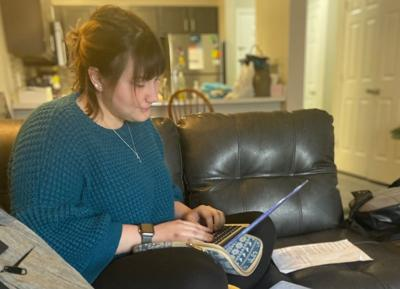 Say Yes Guilford Scholar Still Chasing Her Dream While Quarantined