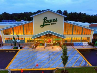 Lowes Foods' Hosts to Receive Extra Incentive
