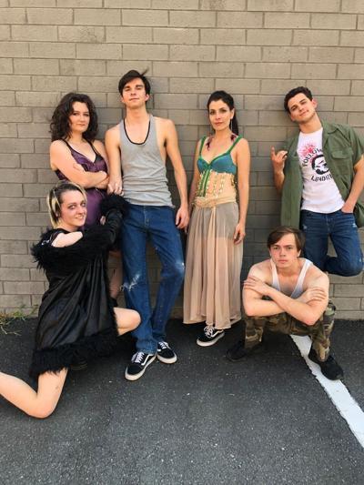 Winston-Salem Theatre Alliance present Green Day'sAmerican Idiot