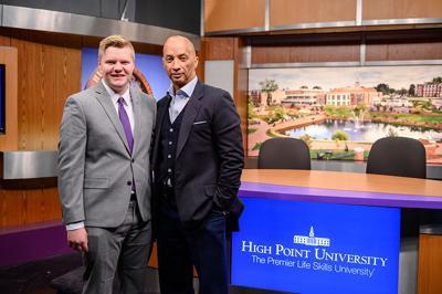 HPU Student Interns at ABC News