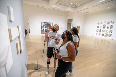 Weatherspoon Art Museum  highlights fall artwork for the public