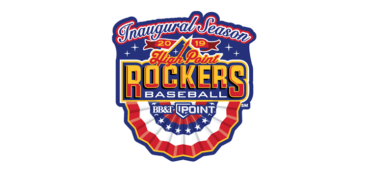 High Point Rockers Unveil Inaugural Season Logos Announce Black Friday Deals News Yesweekly Com