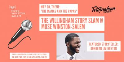 MUSE Winston-Salem to host a free virtual story slam Thursday