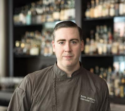 NEW EXECUTIVE CHEF NAMED FOR ANGELINE'S AND MERCHANT & TRADE IN CHARLOTTE'S UPTOWN NEIGHBORHOOD