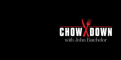 Chow down with John Batchelor at The Undercurrent