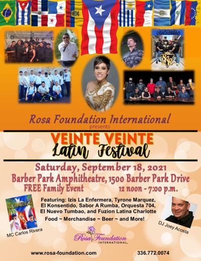 Local foundation hosts Latin Festival
