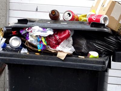Help Keep Trash Collection Moving Smoothly