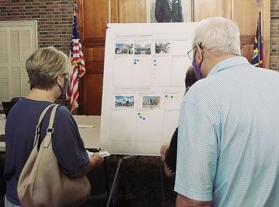 Workshops bring new concept for Johnson property