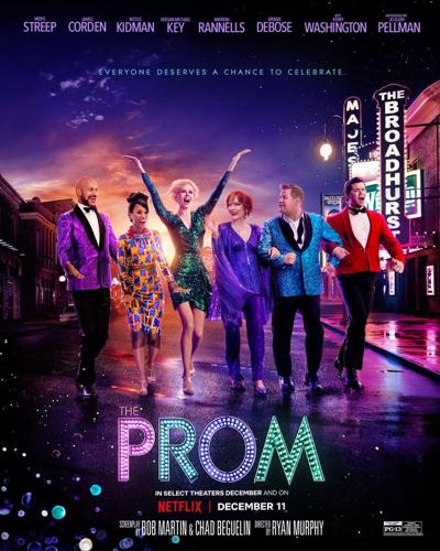 The Prom: Too much of a good thing