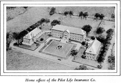 Designation could save old Pilot Insurance building