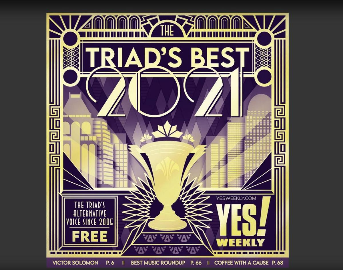 2021 The Triad S Best Winners Announced Business Yesweekly Com