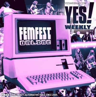 FemFest VII goes virtual this year and features 15 femme acts to raise money for survivors