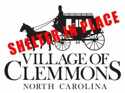 CLEMMONS ISSUES SHELTER IN PLACE PROCLAMATION