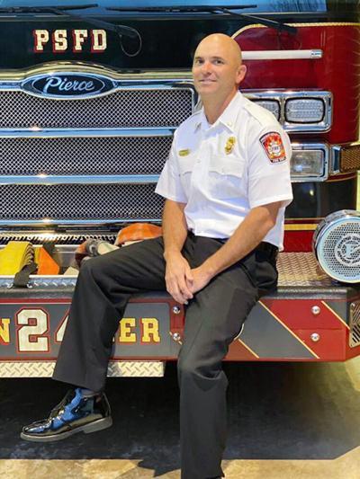 PSFD-Chief Derek Carson