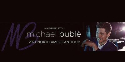 MICHAEL BUBLÉ BACK ON TOUR, FINALLY!