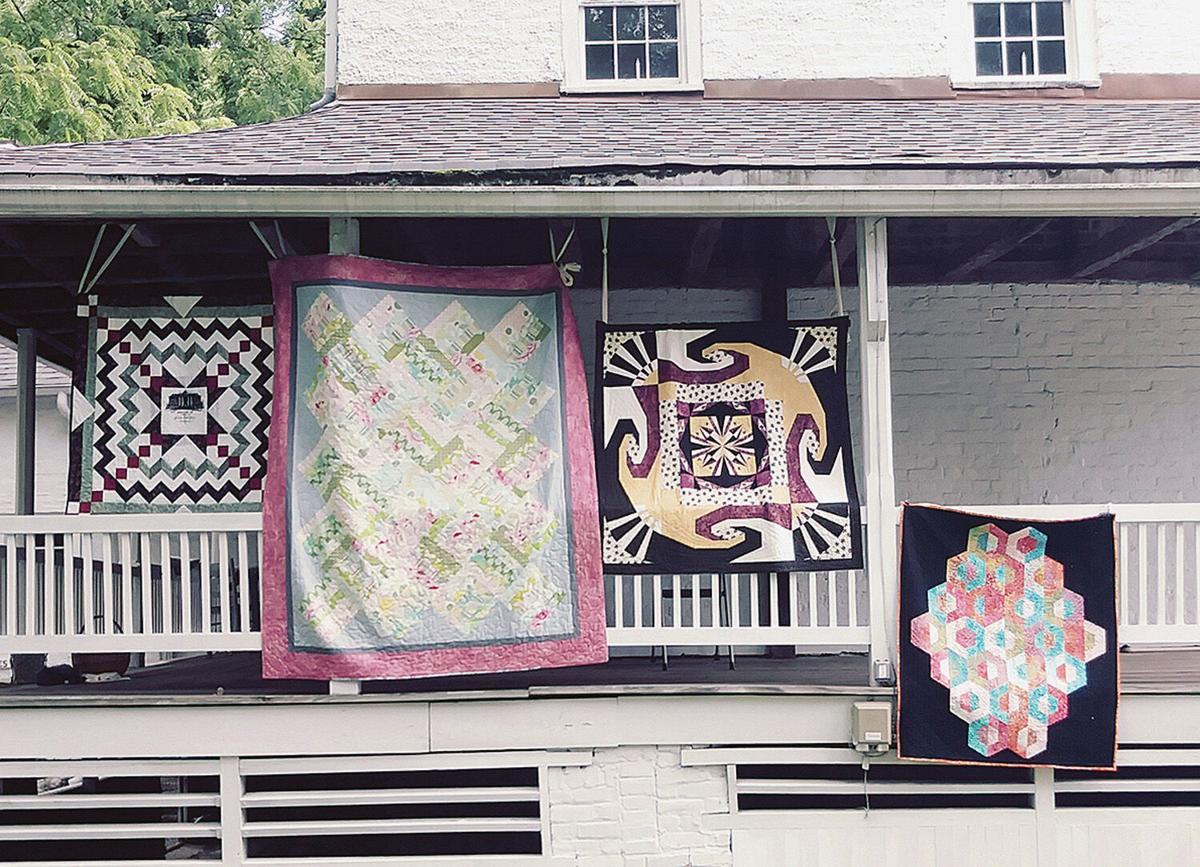 QUILT-group of quilts