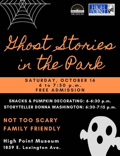 Ghost Stories in the Park