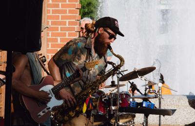 Greensboro Downtown Parks Announces Over 40 Free Concerts this Year