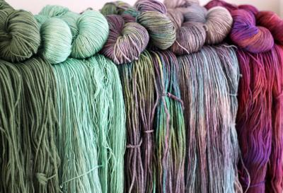 Fiber Arts Day coming to Mendenhall Homeplace