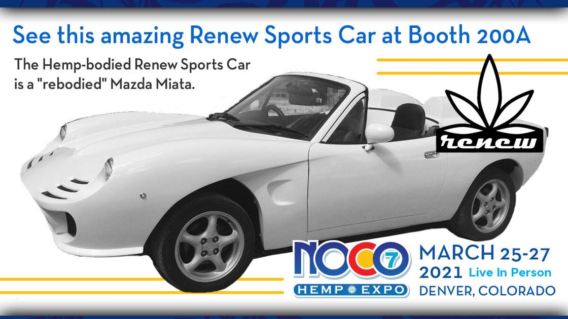 Buckle Up! Hemp Sports Car Drives Toward Sustainable Future   Cannabis    yesweekly.com