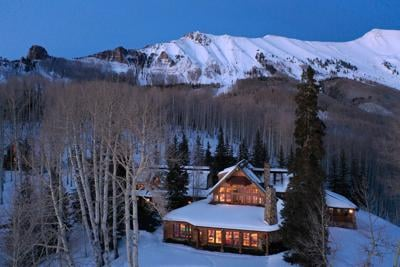 Tom Cruise's 320-Acre Colorado Mountain Ranch Is For Sale!
