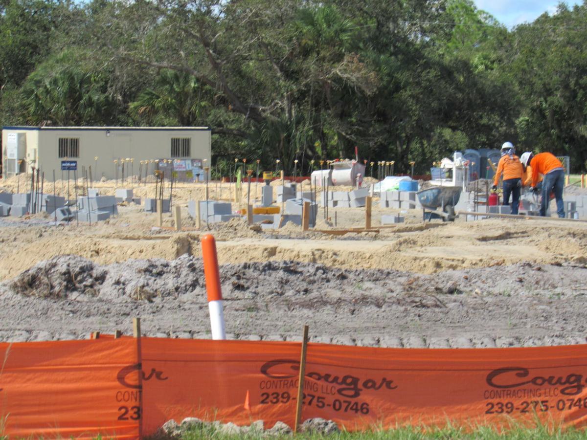 Residential building boom spurs commercial development