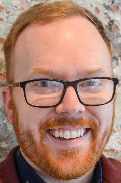 Fresh take: A heavy dose of nerdy type-casting, Grammar Guy