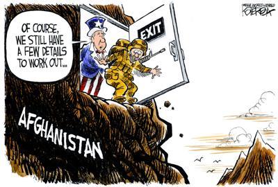 """Afghanistan Exit"""