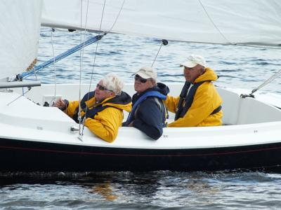 Charlotte Harbor Regatta competitors