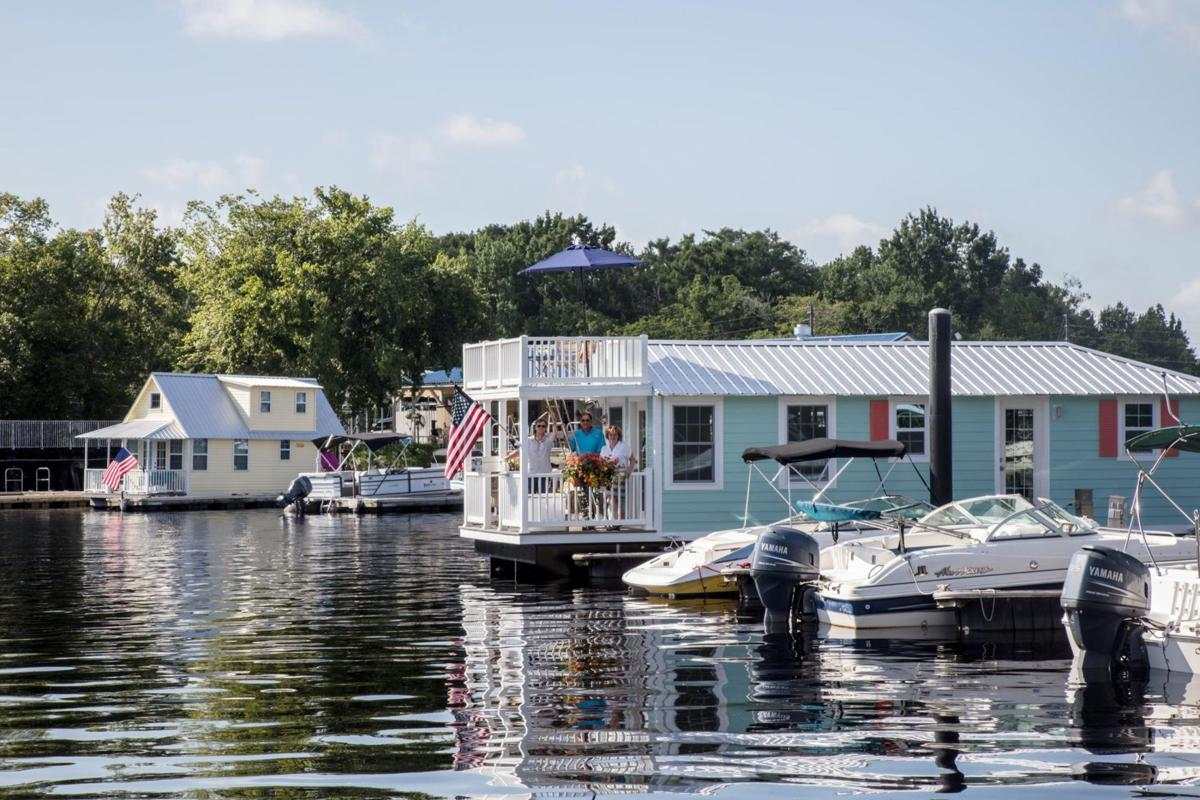 Floating Bungalows of Sanford
