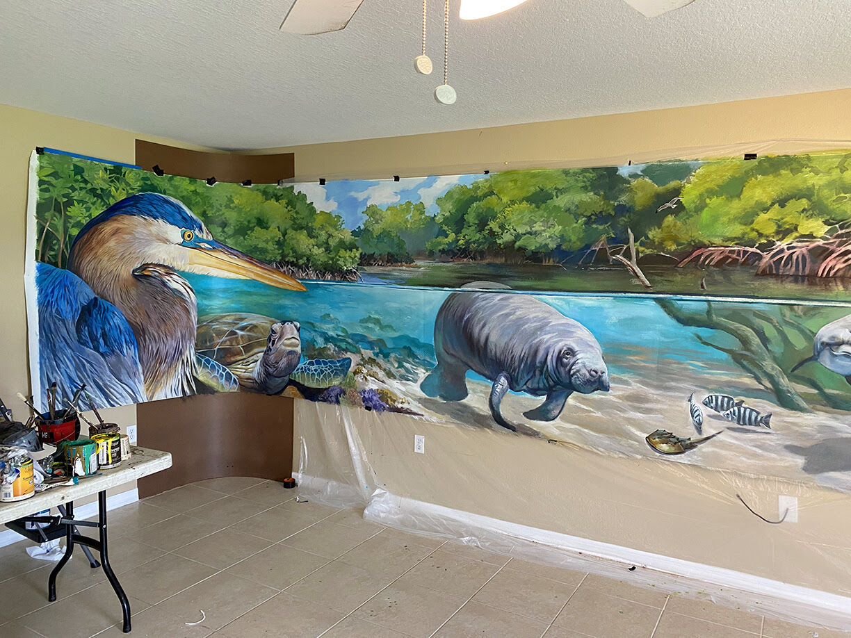 'Captivating Charlotte County' restored