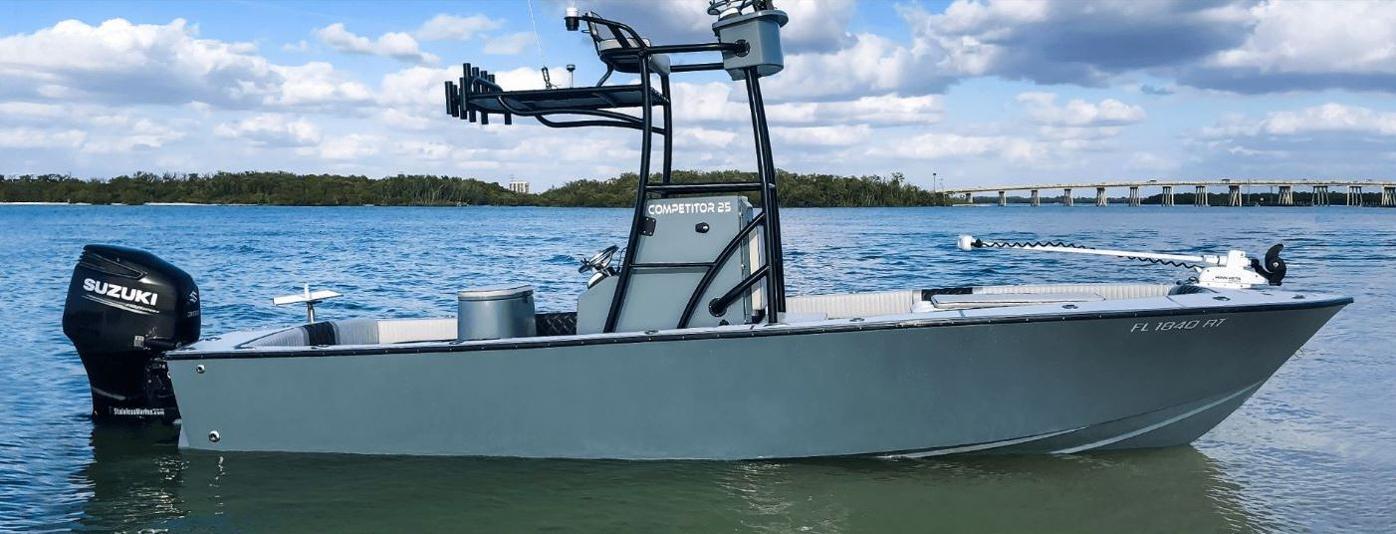 Latitude Tournament Boat