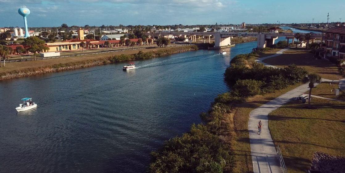 Venice Intracostal Waterway