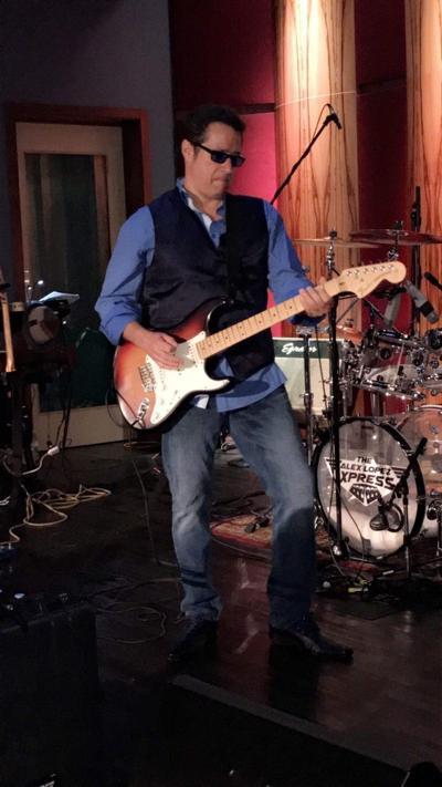 The music of Santana meets British blues rock