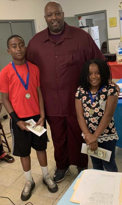 Mount Zion AME Church essay contest photo