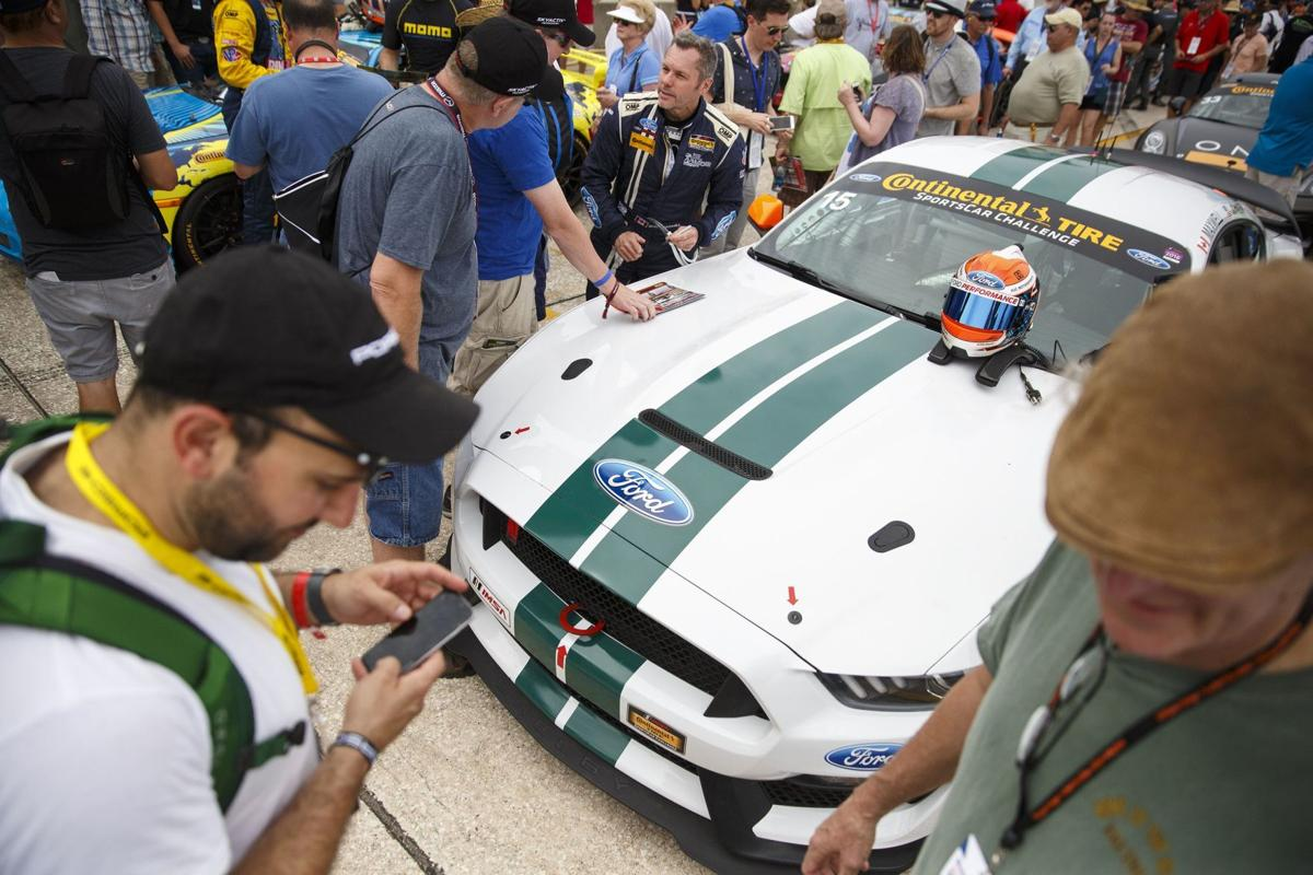 Continental Challenge Ford Shelby GT350R-C