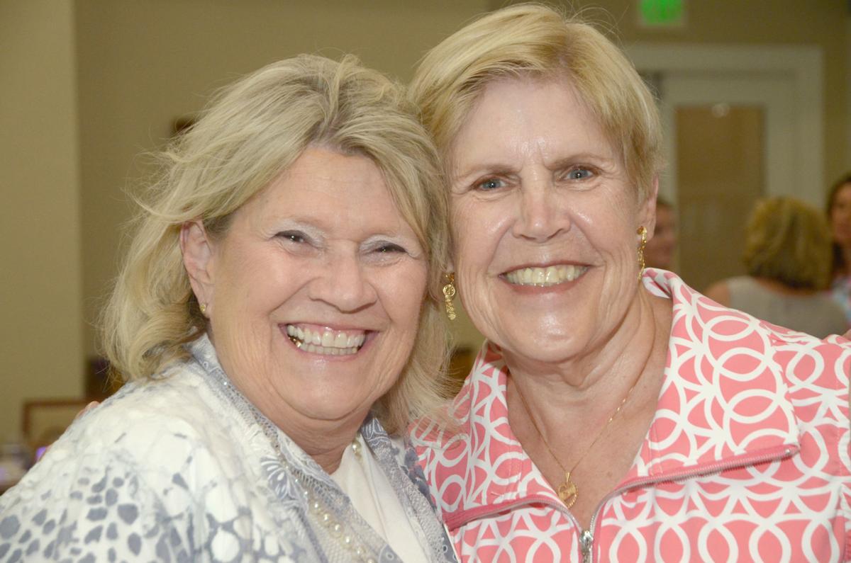 C.A.R.E. inaugural Paula Hess Scholarship Award luncheon