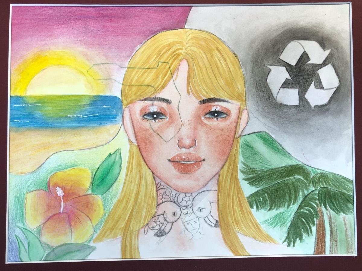 Art winner