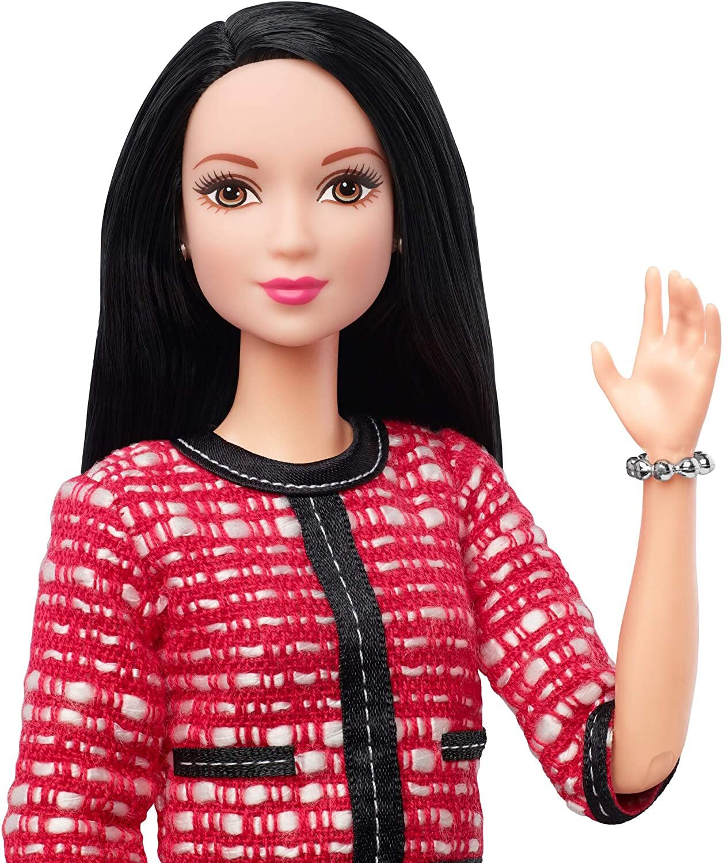 Barbie for president!