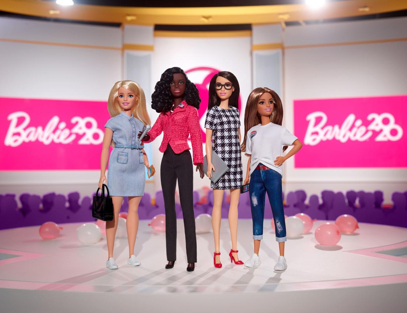 Barbie's new Campaign Team