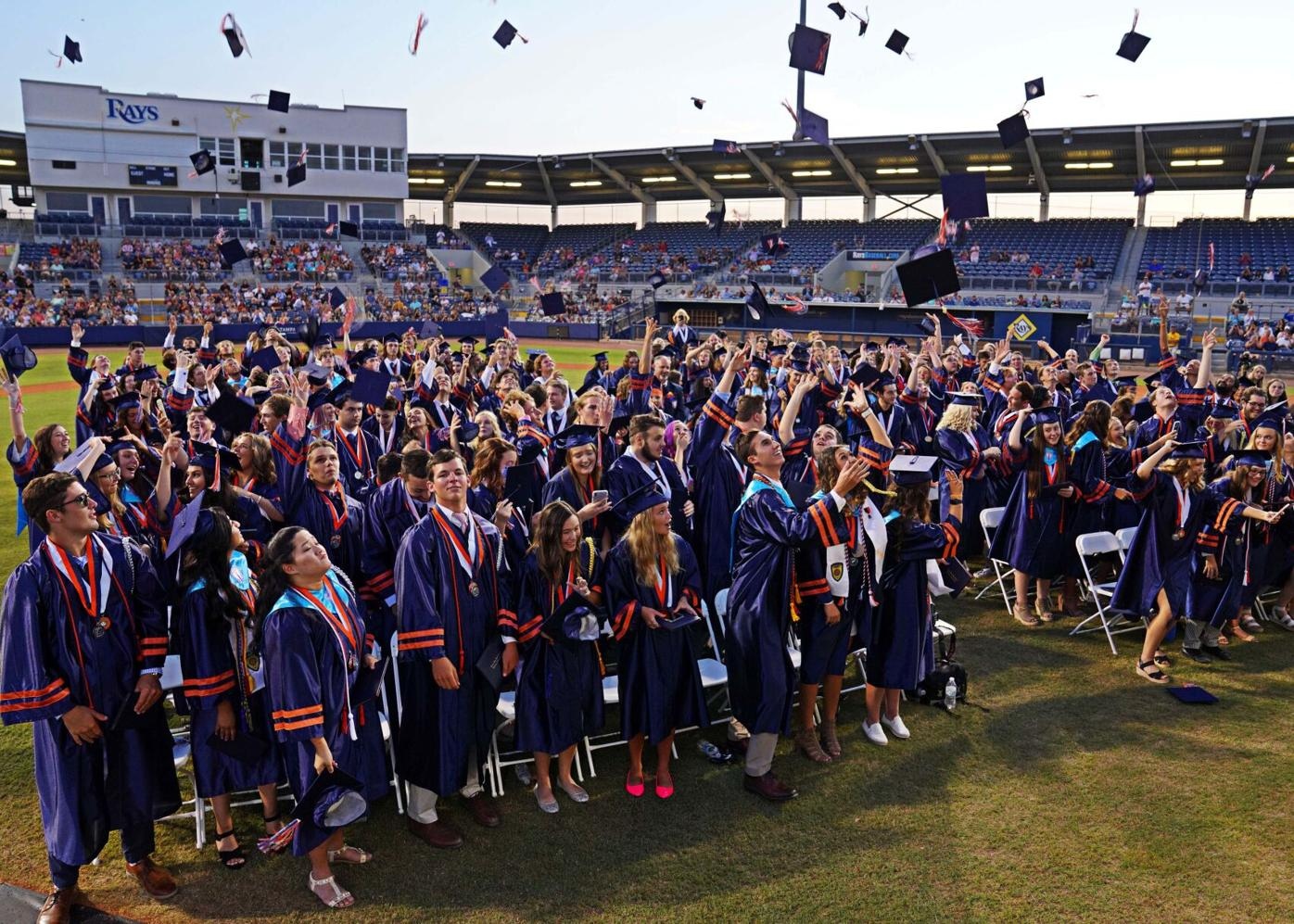 LBHS graduation