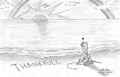 Luke Wilson cartoon