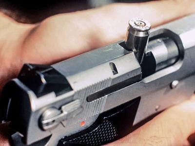 stovepipe pistol jam