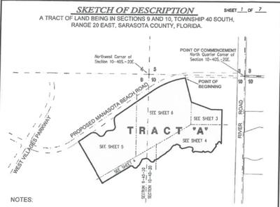 Proposed land