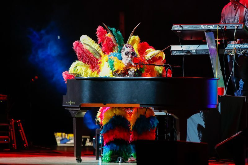 It's all about the music in 'Your Songs: A Tribute to Sir Elton John'