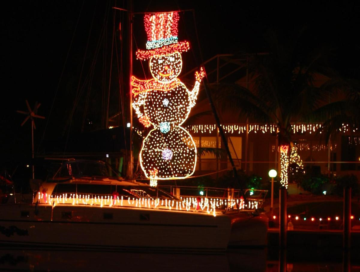 Make joyful noise at the 19th Annual Punta Gorda Boat Parade